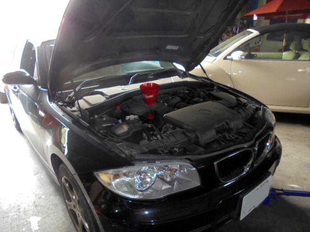 BMW 116 車検