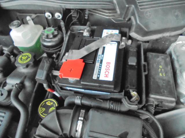 BMWミニ クーパー 車検整備