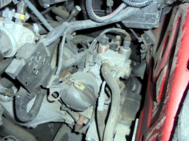 アルファ147 セレユニット修理