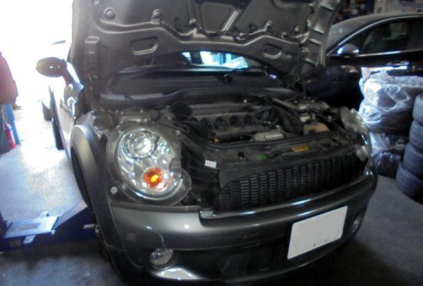 BMWミニ 車検整備&RECS