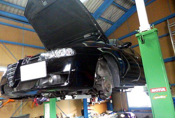 アルファロメオ156 V6 2.5