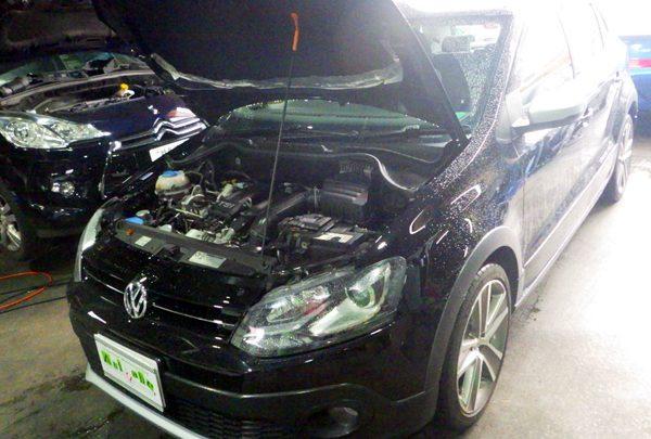 VWポロ ウォーターポンプ交換