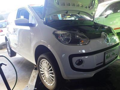 VW UP! エンジンオイル交換
