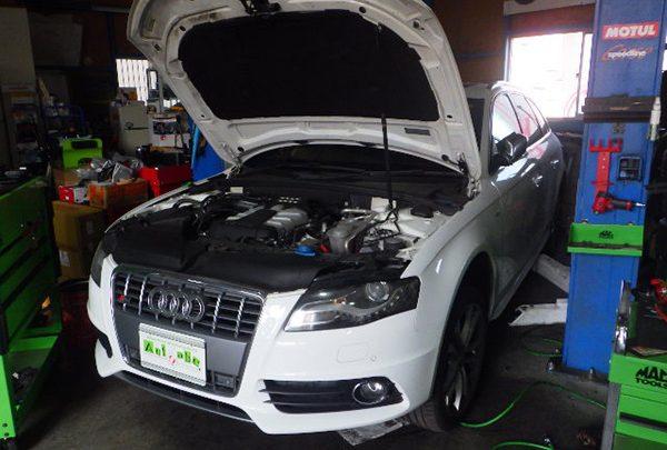 アウディ S4アバント 車検整備